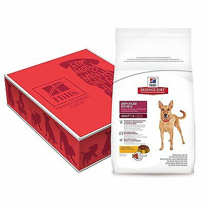 Adult Advanced Fitness Dry Dog Food by Hill's Science Diet [9407]  NEW.. DTF
