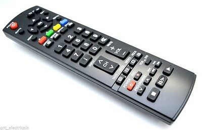 Brand New - REPLACEMENT Remote Control FOR Panasonic TV - EUR7651110