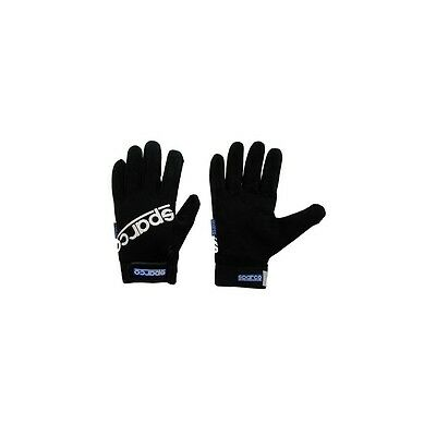 Guantes Sparco Meca / Negro