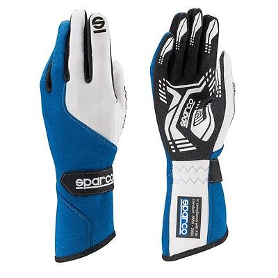 Guantes Sparco Force RG-5 / FIA / Azul