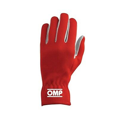 Guantes OMP New Rally / Rojo