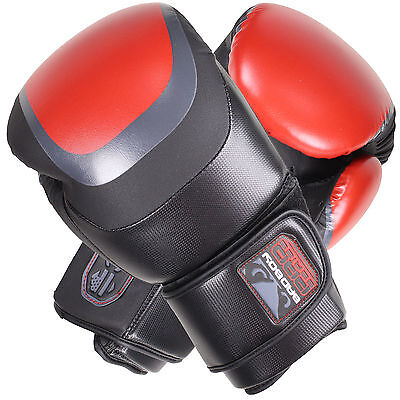Bad Boy Pro Series 3.0 Boxing Gloves (Exclusive) - Red - 16 oz.