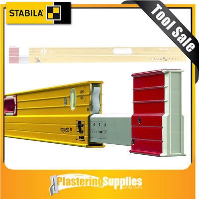 Stabila Extendable Level 213cm to 376cm Type 106T Telescopic Level 106T/213-376