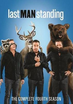 Last Man Standing: The Complete Fourth Season New Dvd