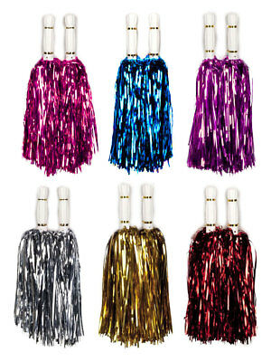 1 Paar Cheerballs Metallic Party Accessoires