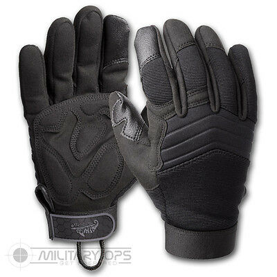 Helikon Usm Us Tactical Gloves Black Army Military Shooting Cold Weather