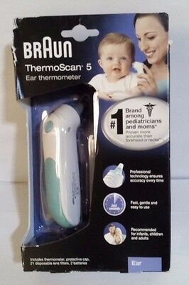 Braun Thermoscan Ear Thermometer  IRT3020US