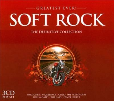 Various Artists - Greatest Ever!: Soft Rock: The Definitive Collection New Cd