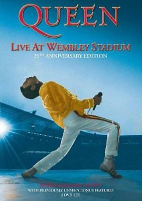 Queen - Live At Wembley '86 New Dvd
