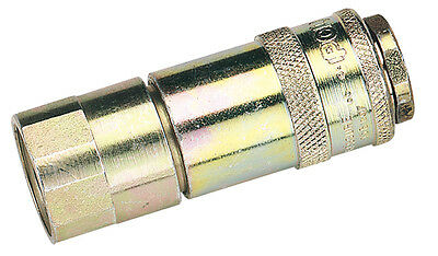 "Draper 1/2"" Female Thread PCL Parallel Airflow Coupling (Sold Loose) - 37831"