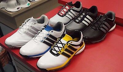 Adidas Men's Adipower Boost Golf Shoes, Multiple Sizes/Colors