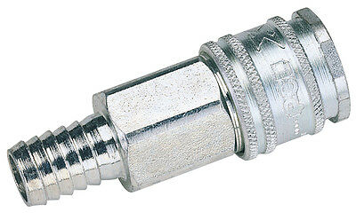 Draper 8mm Euro Coupling Hose Tailpiece (Sold Loose) - 54411