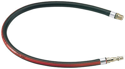 "Draper 600mm 1/4"" BSP Air Line Whip Hose - 54438"