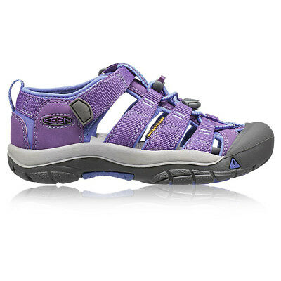 Keen Newport H2 Junior Purple Velcro Walking Sandals Summer Sports Shoes