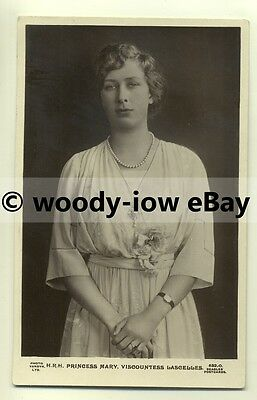 r0102 - Princess Mary , daughter of King George V - postcard