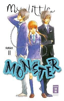 MY LITTLE MONSTER * Band 11 + 12 * Manga * neu + portofrei + Bonus