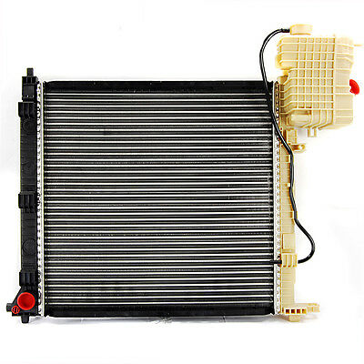 Mercedes Vito W638 V-Class 1996-2003 Hella Radiator Without A/C Diesel Manual