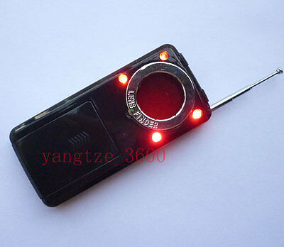 new Lens Finder & RF Hidden wireless camera detector / Bug