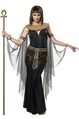 Brand New Ancient Egyptian Cleopatra Pharaoh Queen Adult Costume
