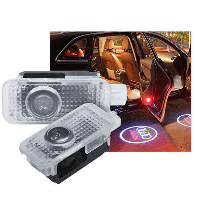 2 LED Car Door Laser Projector Lamp for Lexus Ghost Shadow Courtesy Puddle Light