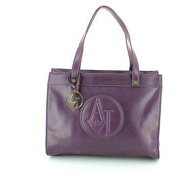 Armani Jeans Borse Ecopelle.Armani Jeans Borsa Shopping In Ecopelle 0527w B1 160 2015 16 Bordeaux Bag Eur 105 00 Picclick It