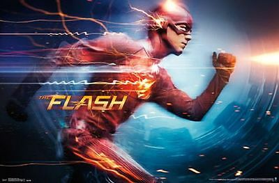 THE FLASH - SPEED FORCE - TV SHOW POSTER - 22x34 DC COMICS 14348