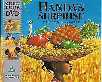 Handa's Surprise by Eileen Browne, Book and CD - New