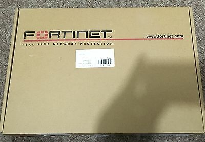 FORTINET FORTIGATE 30B Router FG-30B ANTI-VIRUS FIREWALL NEW IN BOX