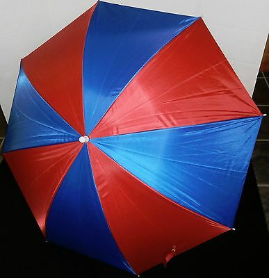 CLAMP-ON UMBRELLA  UPF 50 Protection  BLUE,RED