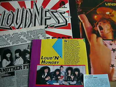 Loudness - Cuttings Pack (Ref Xc)