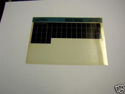 Kawasaki Ke100 Ke 100  Gen Part Catalogue Microfiche