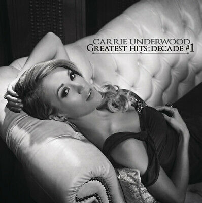Carrie Underwood : Greatest Hits: Decade #1 CD (2014)