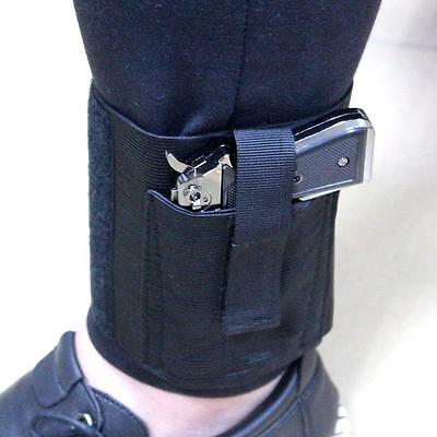 Concealed Carry Universal Pistol Ankle Holster Leg Gun Holster LCP LC9 PF9 Small