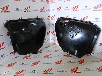 Honda CB 750 Four K1 K2-K6 Seitendeckel Satz inks rechts side cover left+right