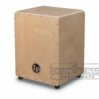 LP Cajons : Matador 2 Voice Span - Peru Cajon - Natural Finish - M1400N