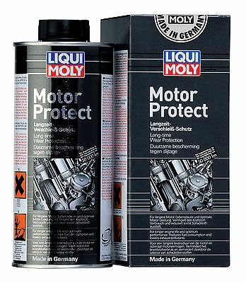 Liqui Moly Motor Protect Full synthetic Oil Additive 500ml 1018
