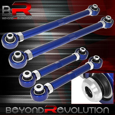 06-12 BMW 1-Series 3-Series Rear Adjustable Camber Control Arm Trailing Arm Kit