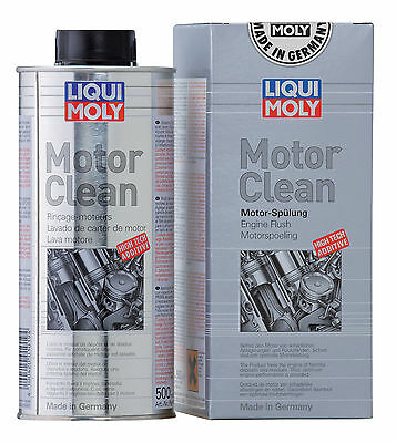 Liqui Moly Motor Clean Engine Flush Cleaner 500ml 1019