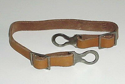 German Army Wwi Ww1 Repro Steel Hardware Helmet Chinstrap