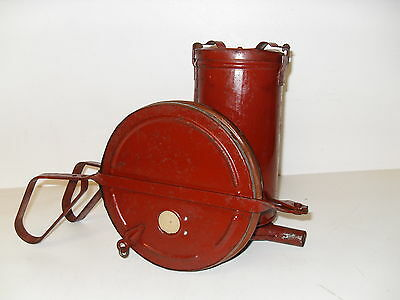 Vintage French Rare Insecticide Bellow Operated Powder Spreader