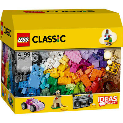 Lego Classic Creative Building Set 10702 NEW