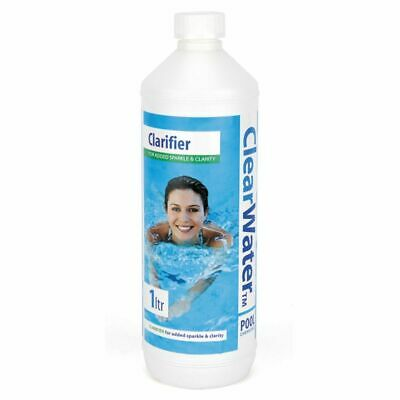 Clearwater - 1ltr Clarifier - Pool & Spa Treatment - FREE Delivery!