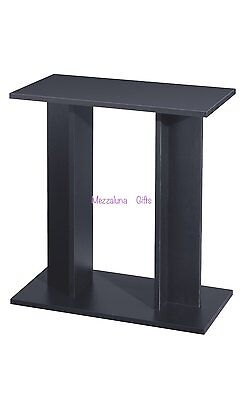 Ciano 60 Fish Tank Stand for 60 cm x 30 cm Aquarium FishTank   BLACK or WHITE