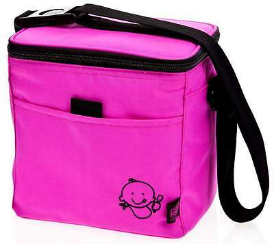 Polar Gear 'Little One's' Baby Lunch Bag - Pink | Baby Cool Bag | Baby Cooler