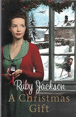 A Christmas Gift by Ruby Jackson (Paperback) New Book