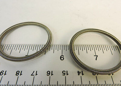 Big Jon KT2284 Medium Counter Springs Set of 2 for Manual Downriggers. NEW
