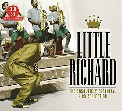Little Richard - The Absolutely Essential 3 Cd Collection Sent Sameday*