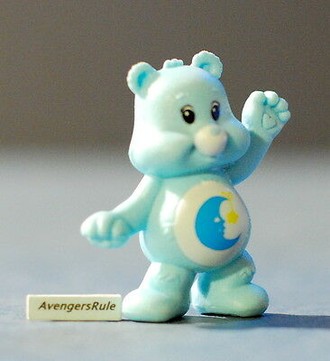 Care Bears Mini Figures Wave 1 Bedtime Bear One Hand Up