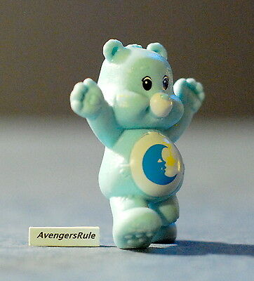 Care Bears Mini Figures Wave 1 Bedtime Bear Two Hands Up