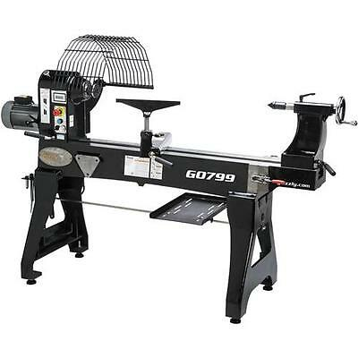 "G0799 Grizzly 20"" x 48"" Heavy-Duty Wood Lathe"